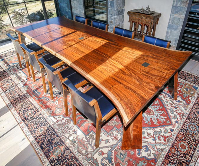 Exterior Balcony Ceiling Designs, Live Edge Tables Denver Wood Slabs